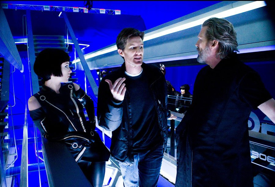 Behind The Scenes Tron Legacy
