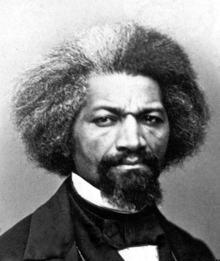 Former Slaves Frederick Douglass