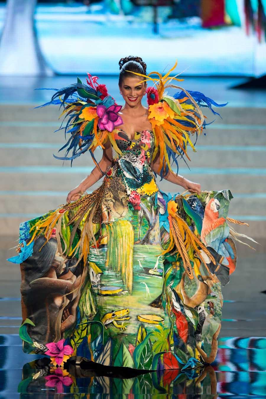 Miss Brazil Miss Universe Costumes