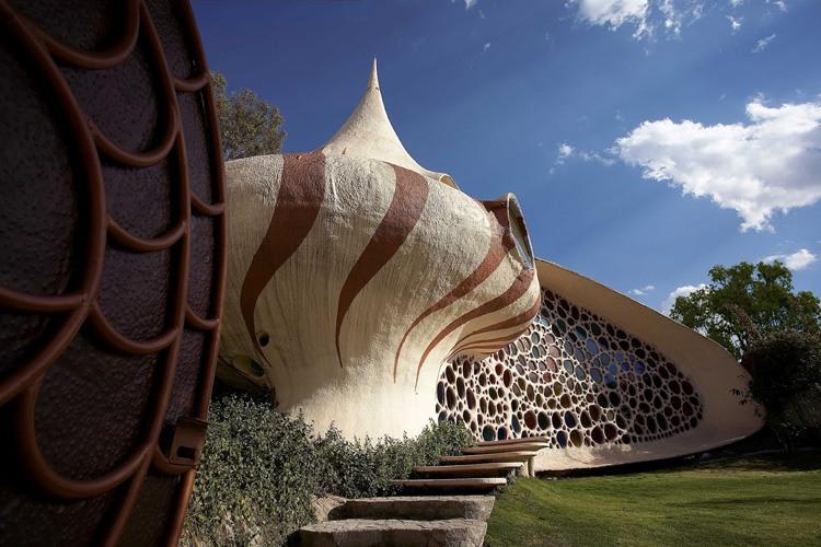 Nautilus House Full Exterior