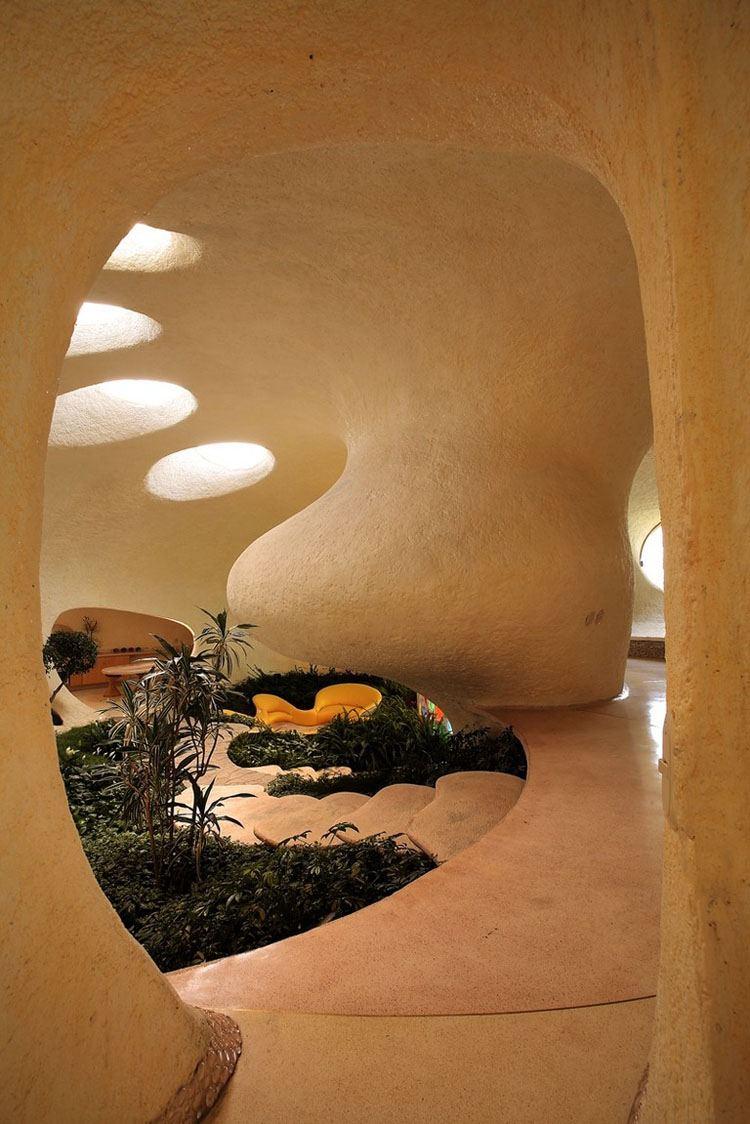 Nautilus House Main Interior