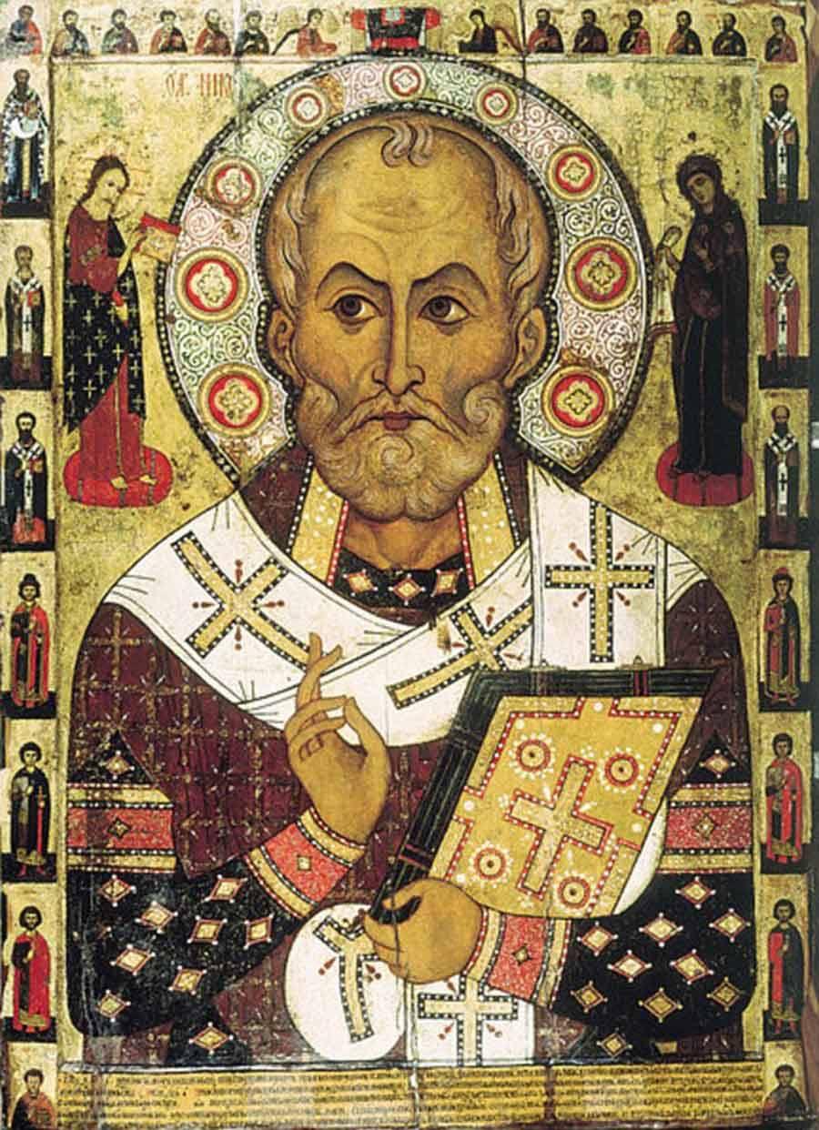Santa Claus 1294 Russia