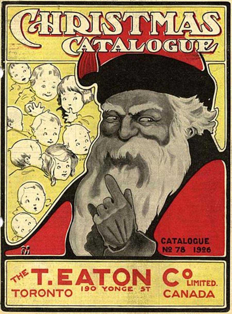 Santa Claus 1906 Canadian