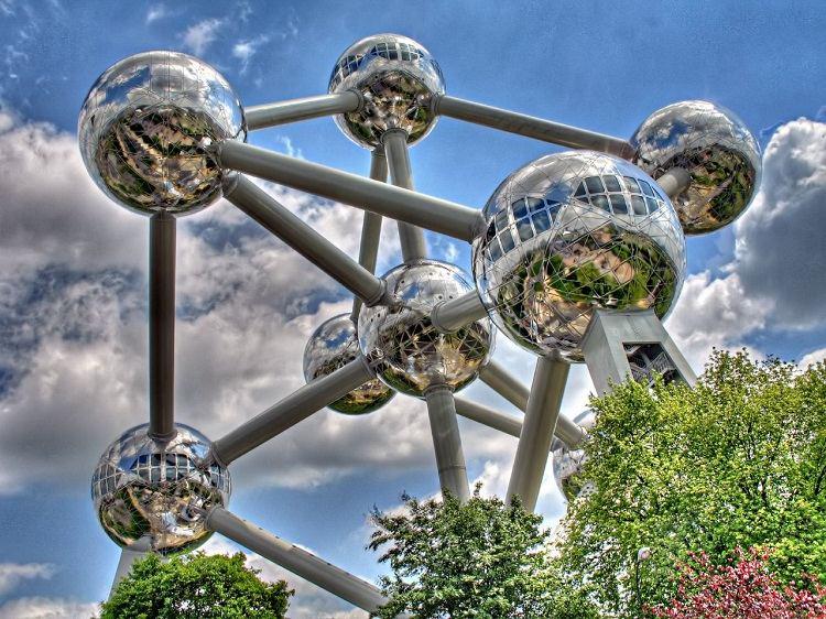 Googie Architecture Atomium