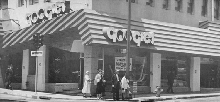 Googie Architecture Restaurant