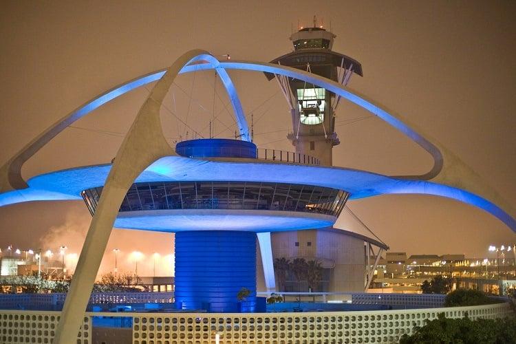 Googie Architecture LAX