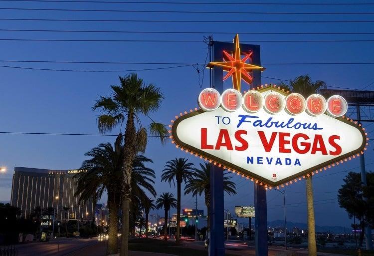 Googie Architecture Vegas