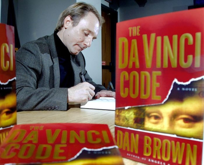 Author Facts Dan Brown