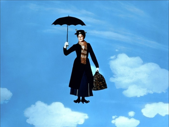 Author Facts Mary Poppins