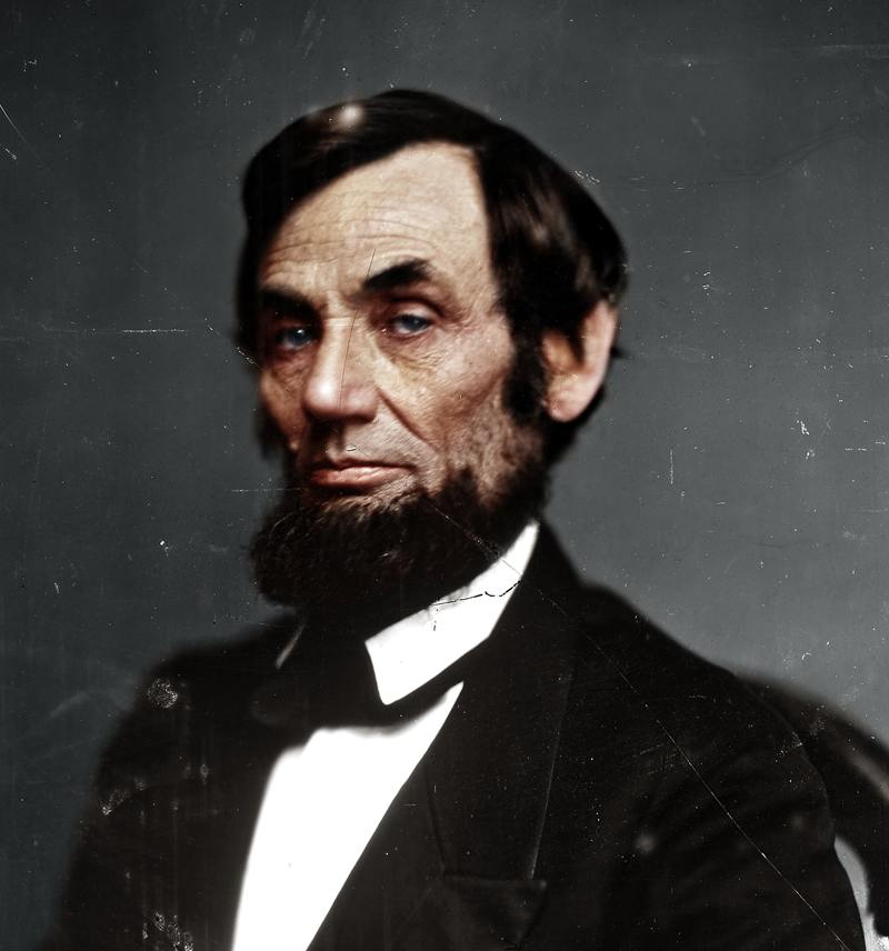Civil War Abraham Lincoln