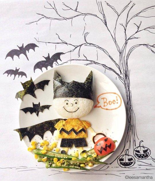 Halloween Food Charlie Brown