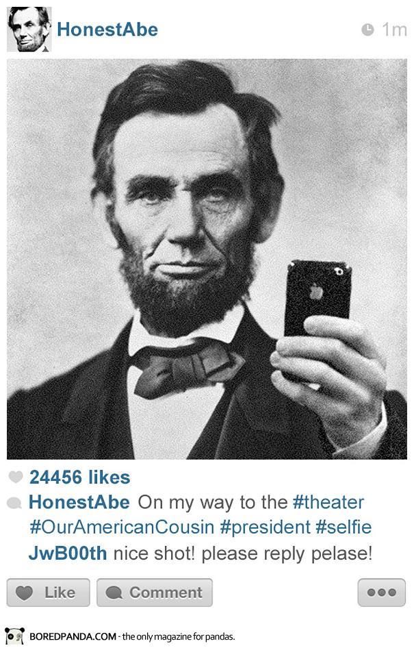 Histagram Lincoln