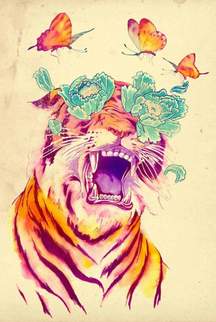 Mathiole Tiger