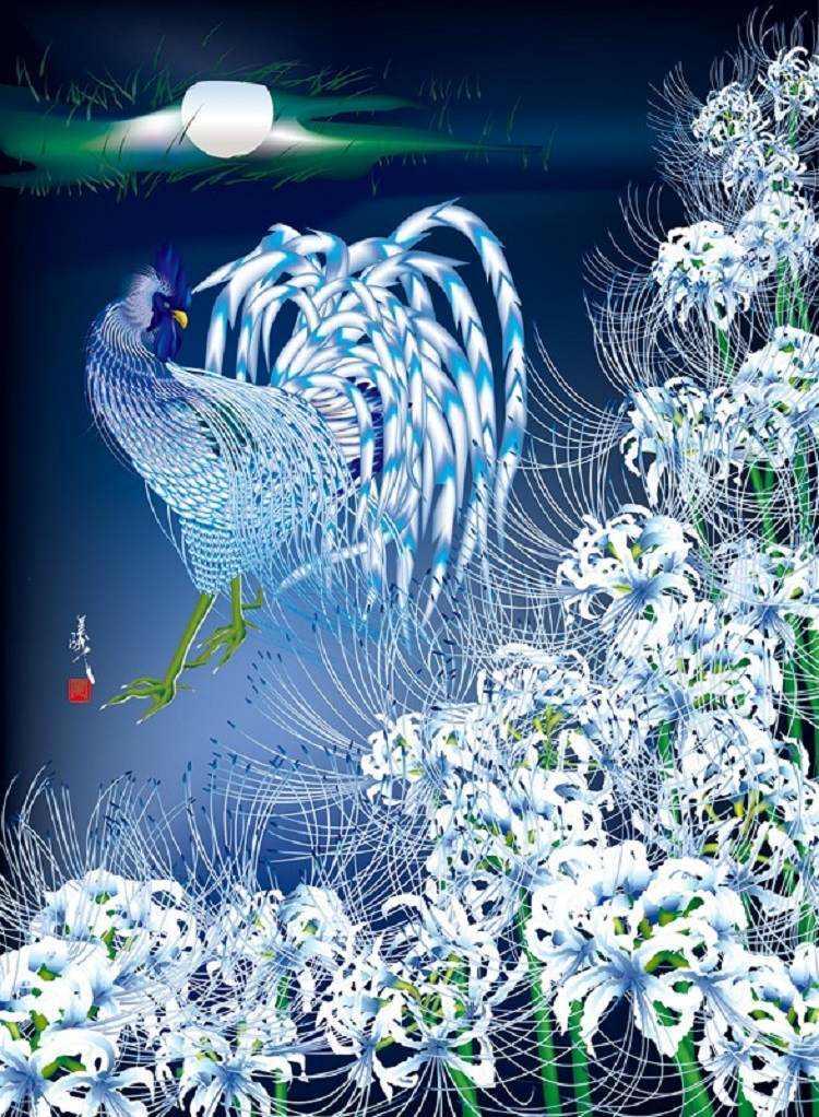 Incredible Illustrators Saga Rooster