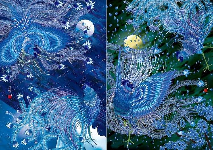 Masahiko Saga Incredible Illustrators