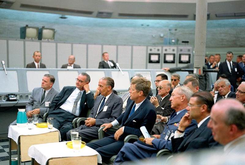 JFK And LBJ Tour Cape Canaveral