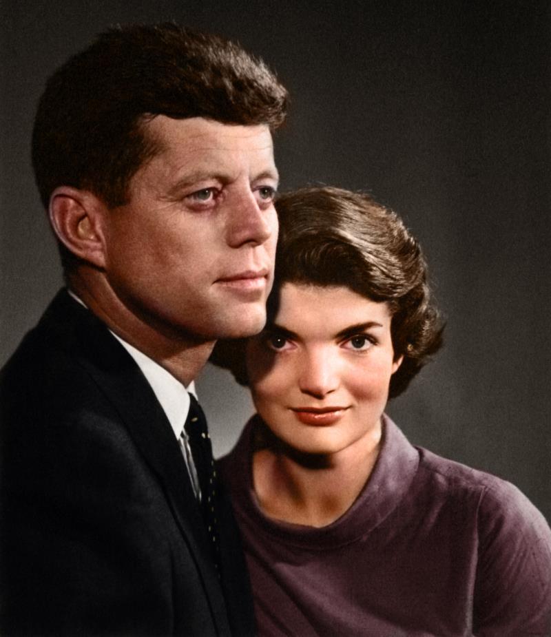 John Kennedy Photos Jackie Kennedy