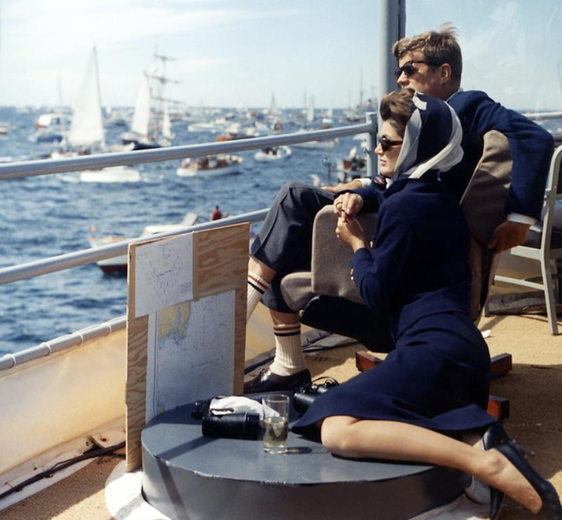 Thirty Spectacular Photos Of John F. Kennedy