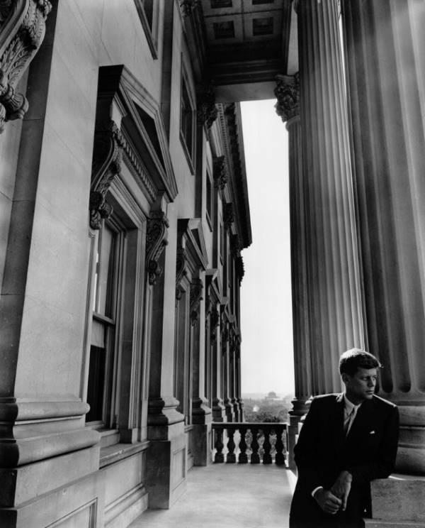 John Kennedy As A Senator