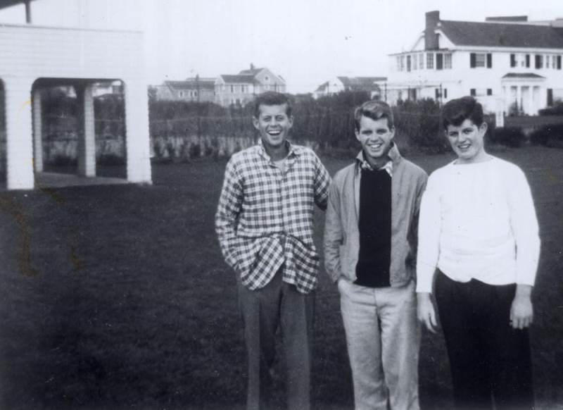 Kennedy Family In 1948
