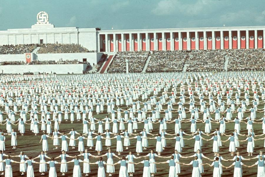 League of German Girls, 1938