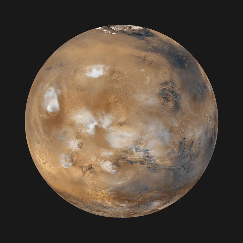 Mars Landscape Planet Mars