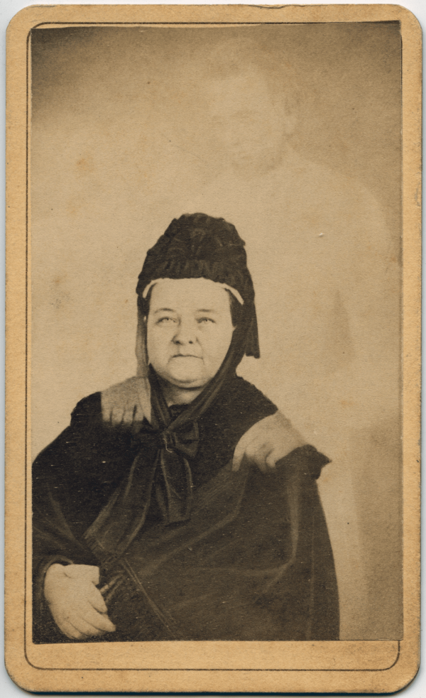 Mary Todd Lincoln Spirit Photography