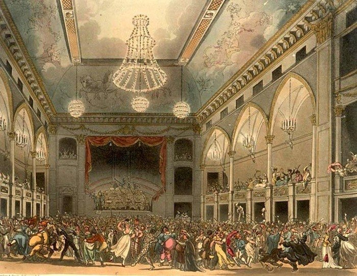 The Masquerade Ball The Glamorous And Gruesome History
