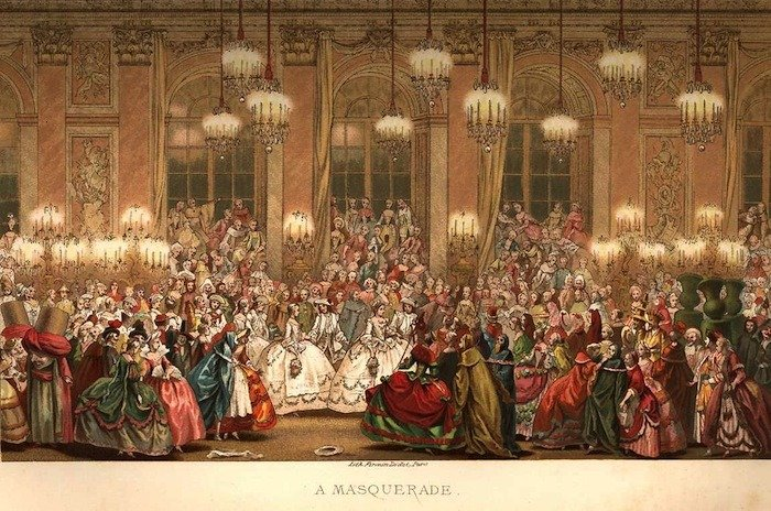 The Masquerade Ball: The Glamorous And Gruesome History