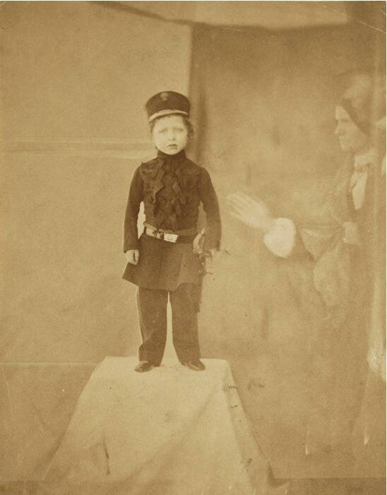 Prince Arthur Accidental Spirit Photography