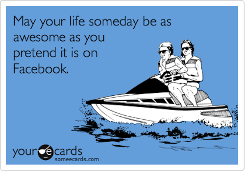 Facebook Envy