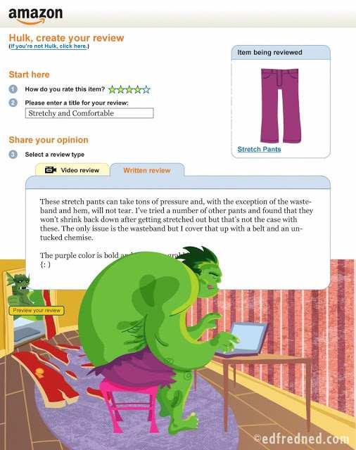 Social Media Superheroes Hulk