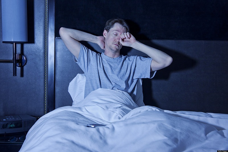 Stress And Insomnia