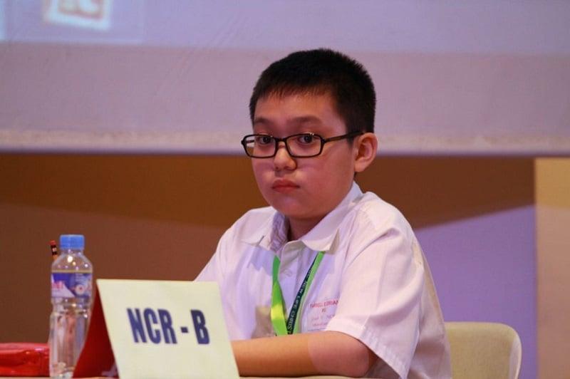 Talented Kids Farrell Wu Winning
