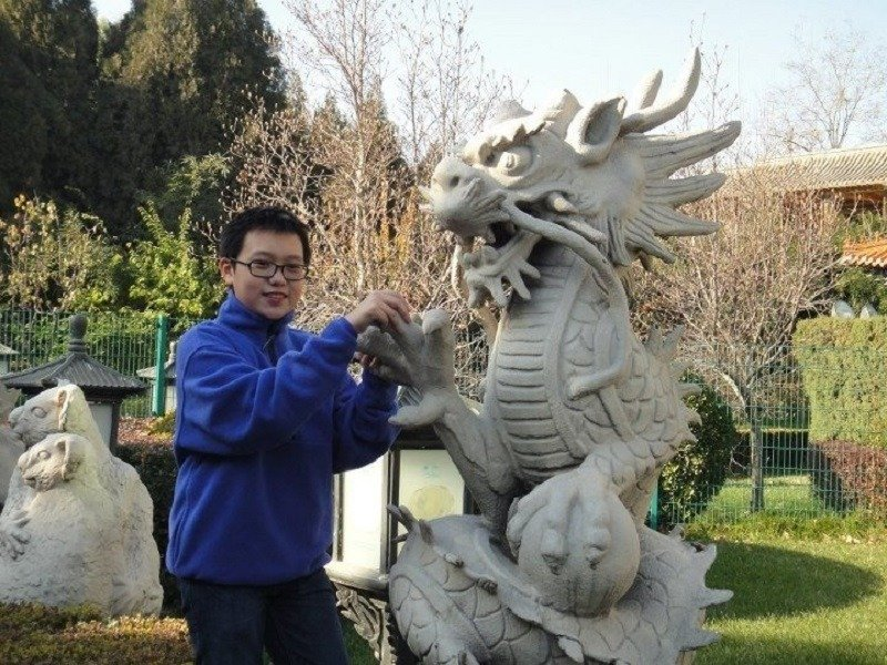 Talented Kids Farrell Wu