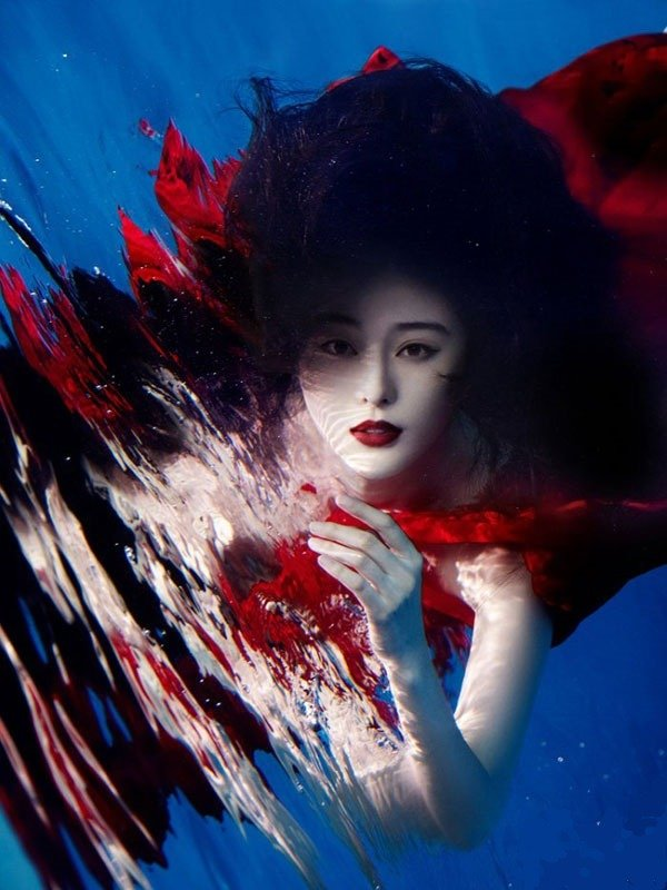 Underwater Photos Model