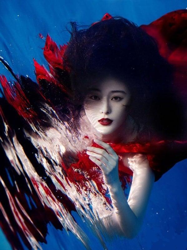 Underwater Photos Model