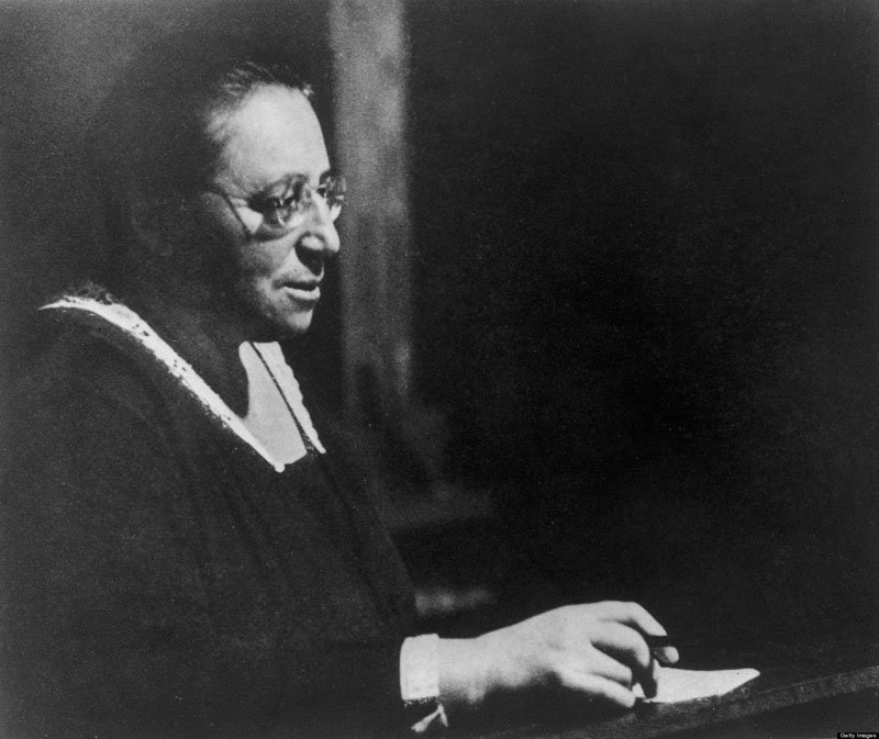 Women Scientists Emmy Noether