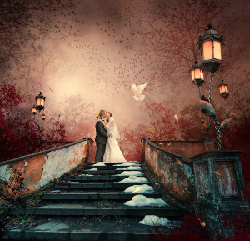 Caras Ionut Fairytale Wedding