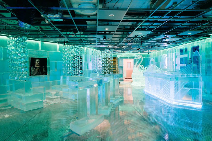 The Frost Ice Bar