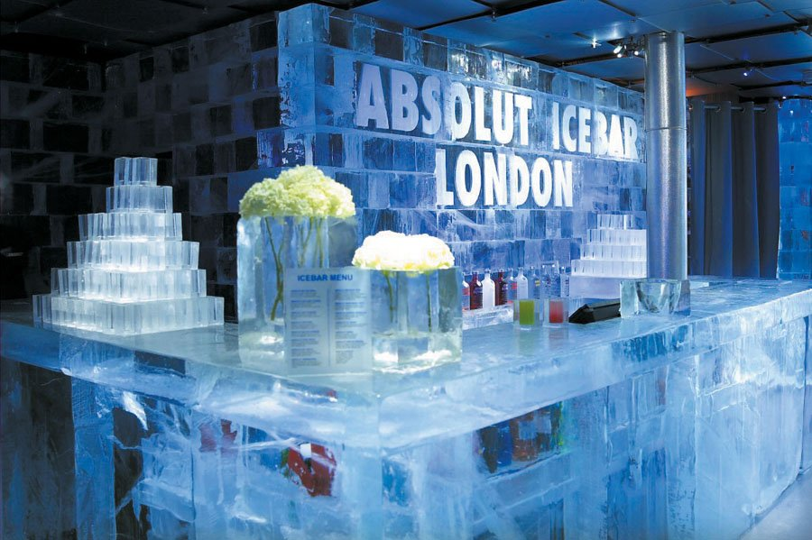 ICEBAR London by ICEHOTEL