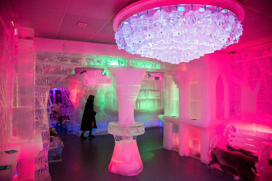 New York Pink Room