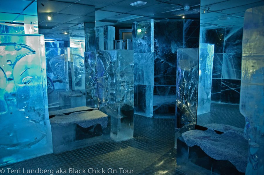 Ice Bars Stockholm Lounge