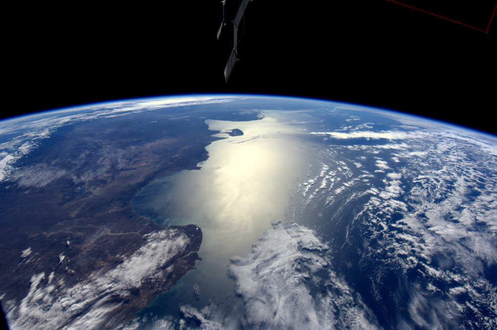 Andre Kuiper's Photo Of The Argentine Coast