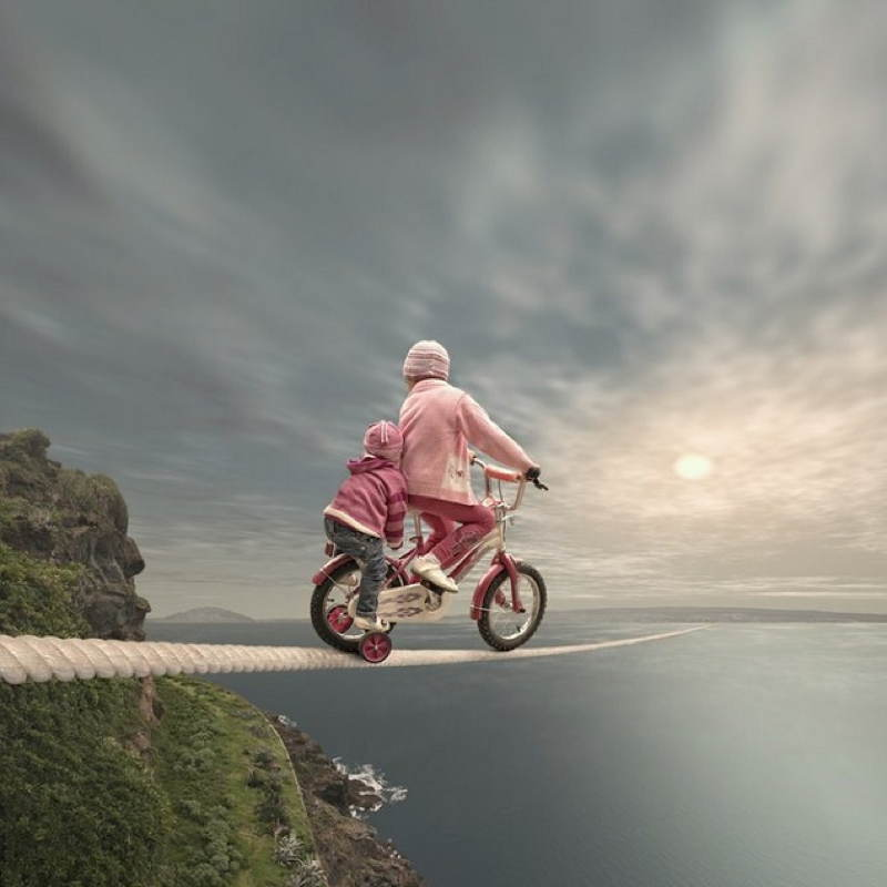 Caras Ionut Girls On Bikes