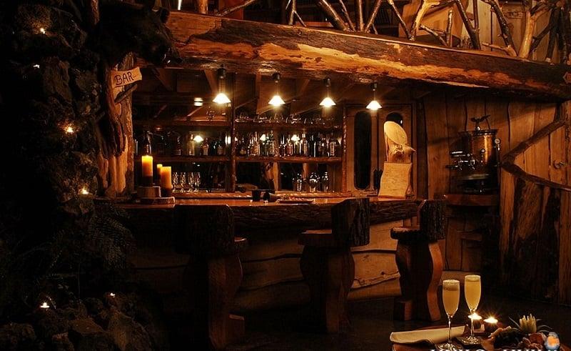 Montana Magica Interior View