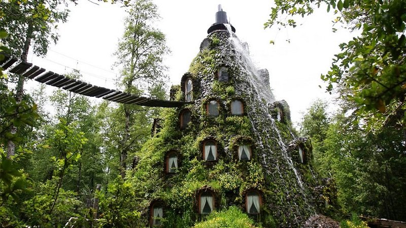Coolest Hotel Montana Magica