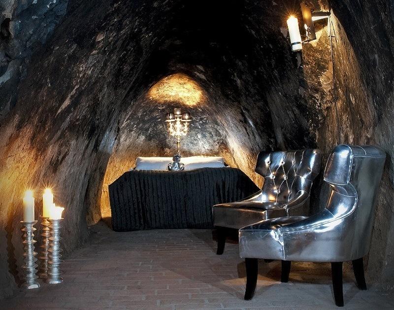 Sala Silvermine Coolest Hotel Mine Suite
