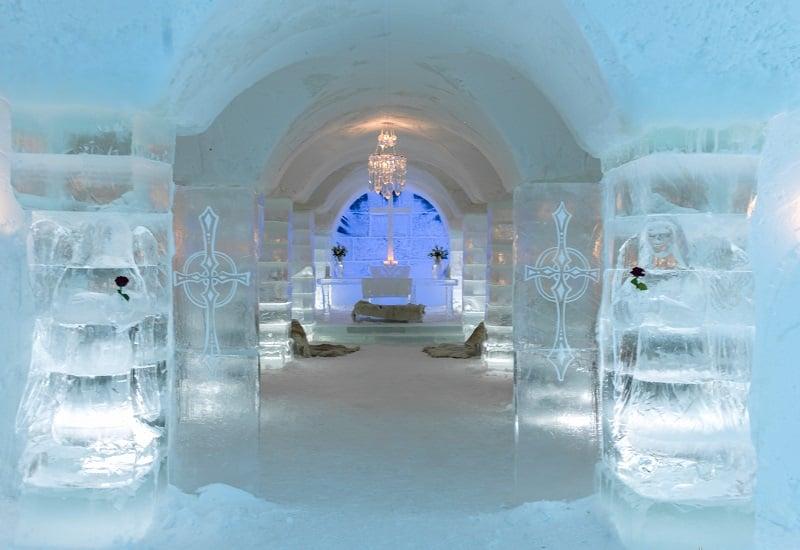 Coolest Hotel Sorrisniva Igloo Hotel