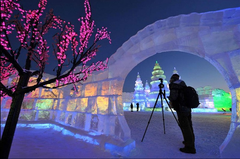 Crystal Clear Ice Sculptures